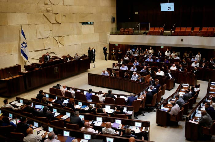 It all started when the Likud party-dominated governing coalition put forward a plan to have Israel's budgets cover two years instead of just one to reduce the chances of gridlock preventing one from passing.