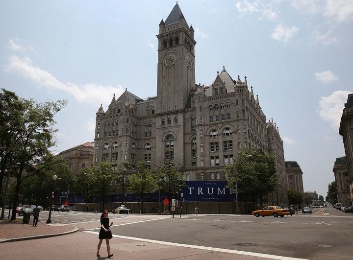 Trump goes postal