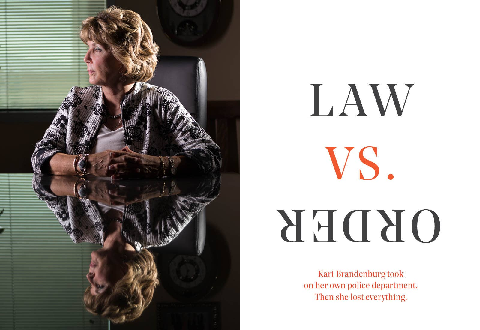 Law Vs  Order: How An Albuquerque DA Took On Her Own Police