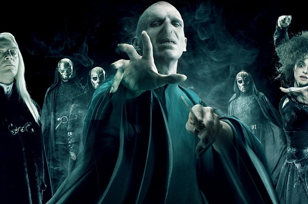 Which Harry Potter Antagonist Is Your Soulmate?