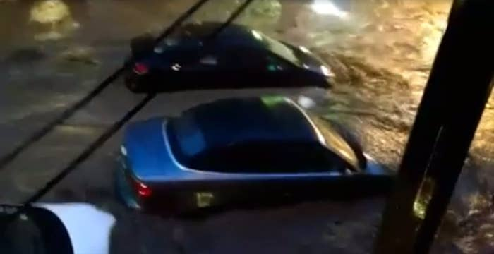 At 2:20 a.m. Sunday, first responders found the body of an adult woman in the water near the river bank. Her brother was there and told police that she and members of his family were in the main area of the city when the storm hit. They were inside the victim's vehicle, attempting to leave, when the vehicle was swept away by the water. The occupants got out of the vehicle, and all but the victim were rescued by water rescue teams and transported to Howard County General. The victim, who has been identified as 35-year-old Jessica Watsula, was swept away and eventually found about 200 yards from the Ilchester Bridge.Watsula from Lebanon County, Pennsylvania was visiting family in the area, according to the Baltimore Sun. She was the mother of a 10-year-old daughter, who she was inseparable from, her brother, Curtis Brubaker, told the Baltimore Sun. He also described her as very outgoing and a personal fitness devotee. Baltimore County Police responded at 8:48 a.m. Sunday to the intersection of Ilchester Road and the Howard County line. A citizen reported he was walking on a trail at 8:30 a.m. when he saw a body washed up on shore. The victim, an adult male, was pronounced deceased by a Baltimore County paramedic at 9:05 a.m. He is identified as Joseph Anthony Blevins, 38, of Windsor Mill, Maryland. Police learned Blevins was in Ellicott City with his girlfriend Saturday evening. Their vehicle was swept away in the flash flood with them inside. The girlfriend was able to get out and was rescued. Blevins was swept away.
