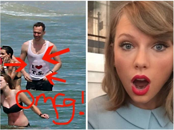 2a91b1822 You ve probably seen the latest photos of Taylor Swift and Tom Hiddleston