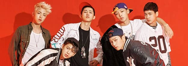 which ikon member are you