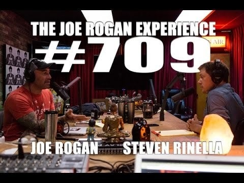 One of the biggest things I've taken from the JRE is a fascination with the correlation between hunting and conservation. Of the many guests Joe has on to speak on this topic (i.e - Cameron Hanes, Remi Warren, Jim Shockey), Steve Rinella is my favorite. Rinella is incredibly intelligent and offers a unique take on the hunting world via his books, including his most popular Meat Eater and that book's namesake podcast. You can hear Steve on 7 episodes of the JRE.