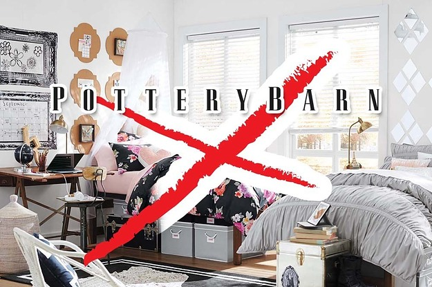 Pottery Barn Deutschland pottery barn has no idea what actual dorms are like