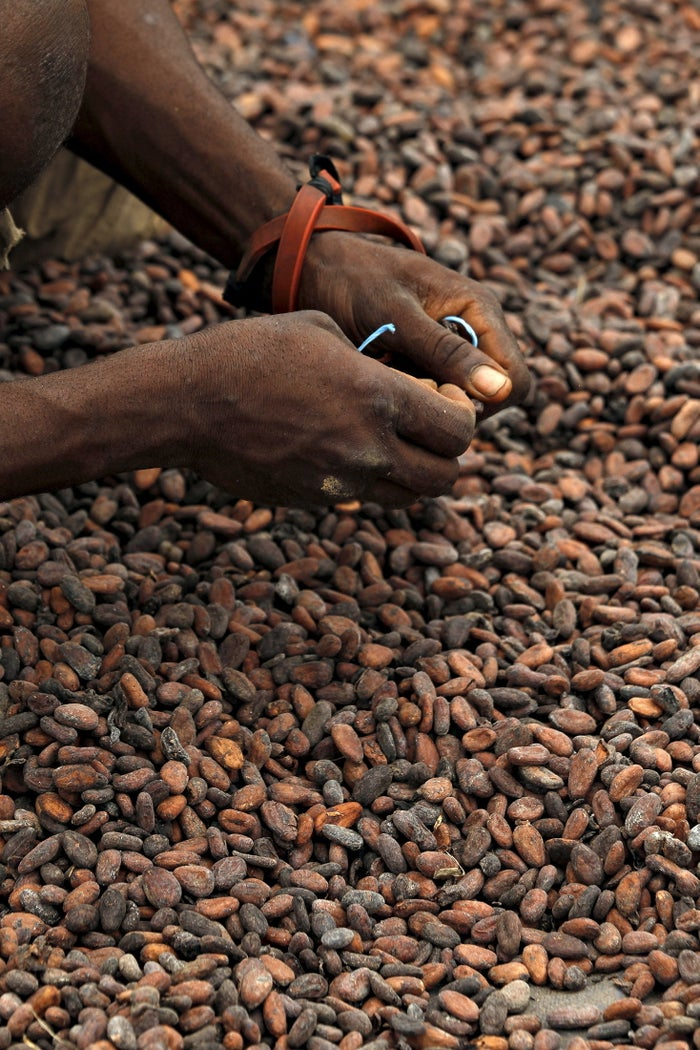 But West Africa has only two companies that actually produce chocolate. Put another way, Africa supplies 70% of the world's cocoa beans but basically none of its chocolate.