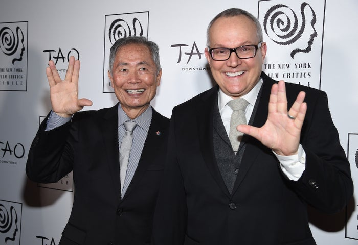 "The actor — who has been with his husband Brad Takei (né Altman) for 29 years — explained that Star Trek creator Gene Roddenberry, who Takei said ""was a strong supporter of LGBT equality,"" had conceived of Sulu as a heterosexual character. And despite the fact that Sulu never had a female romantic or sexual partner throughout the original TV series and Star Trek movies, Takei felt Star Trek Beyond director Justin Lin and screenwriters Simon Pegg and Doug Jung should honor Roddenberry's choice, especially given the franchise's 50th anniversary."