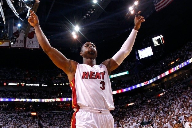 After winning three national championships with the Heat and playing on the team for the past 13 years, Wade is reportedly signing a two-year deal with the Bulls for $47 million.