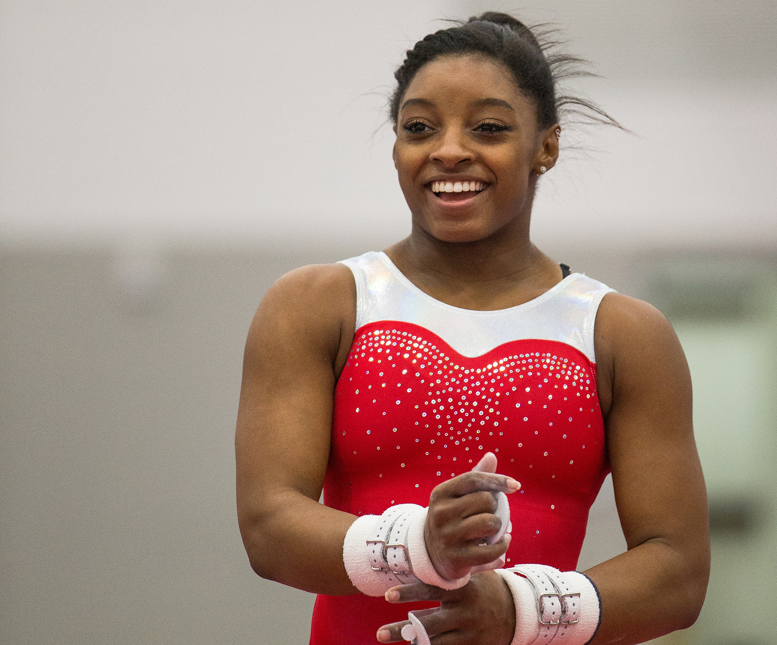 How The World's Greatest Gymnast Became Inevitable