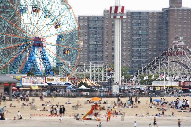 A mais Instagramável: Coney Island – Brooklyn, Nova York