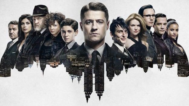 Gotham - Temporada 2.