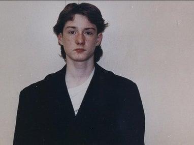 Adam Gray at 14