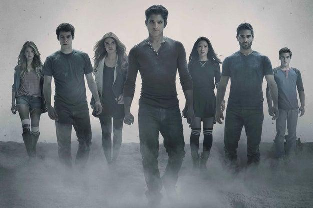 Un lobo adolescente - Temporada 5.