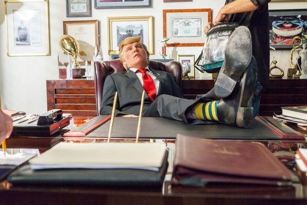 Funny or Die presenta: El arte de la negociación de Donald Trump.