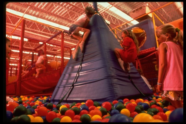 Discovery Zone: 1989–1999