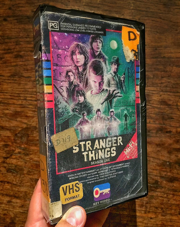 ...And even Netflix's Stranger Things.