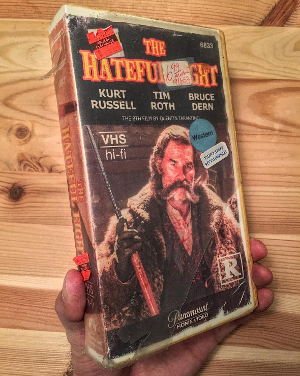 ...Tarantino's The Hateful Eight...