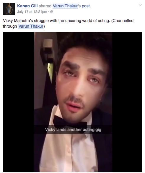 Varun Thakur Snapchat