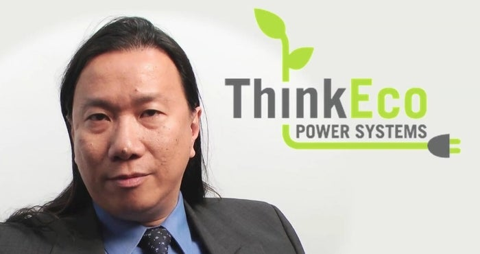 Stephen Kong is a CEO of Think Eco, a leading Internet of Things company from British Columbia