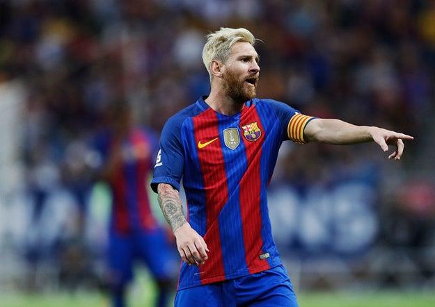 """""""Messi sabe que lo necesitamos, que lo amamos."""""""