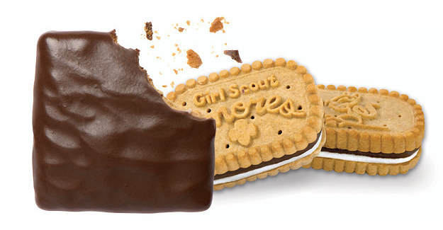 Glory Be, We're Getting Two Brand-New Girl Scout Cookie Flavors