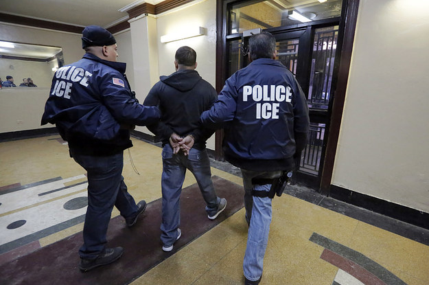 Undocumented Immigrants With No Criminal Record Still