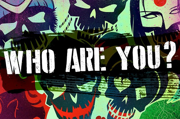 Which Character from Suicide Squad Are You