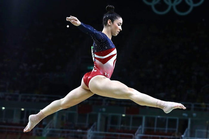 As the 2016 US women's gymnastics team captain, she just led the Final Five to a second-straight team gold.