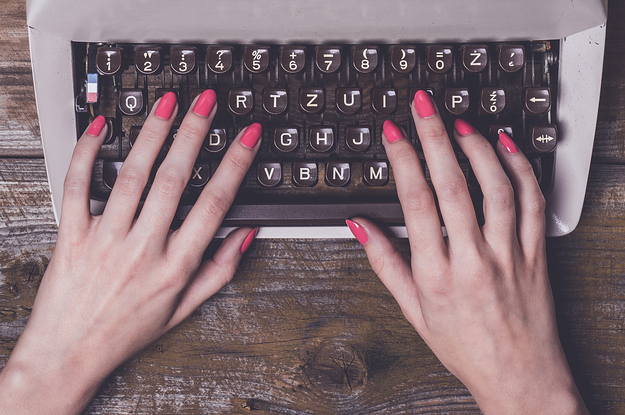 Should You Be Writing That Thing You're Meant To Be Writing
