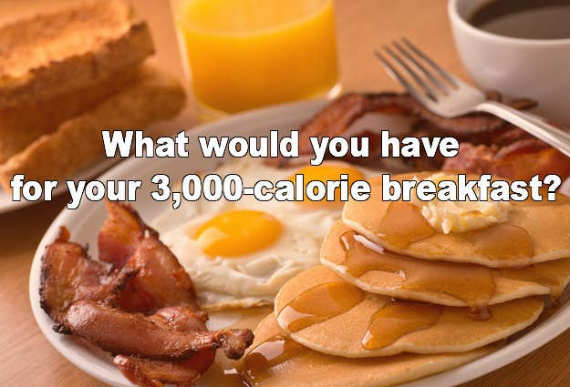 How Would You Eat Ryan Lochte's 10,000-Calorie Per Day Diet?