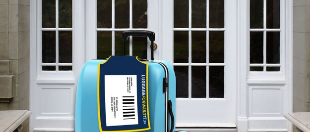 Opt to ship your luggage instead of checking it.