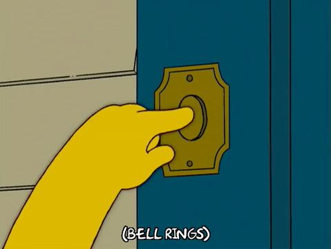 N'oubliez pas la porte arrière!