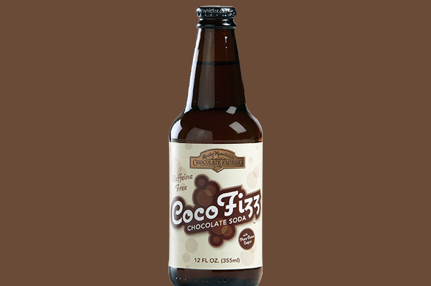 Zuberfizz CocoFizz Chocolate Soda is in limited supply! Should get it before it's too choco-late!