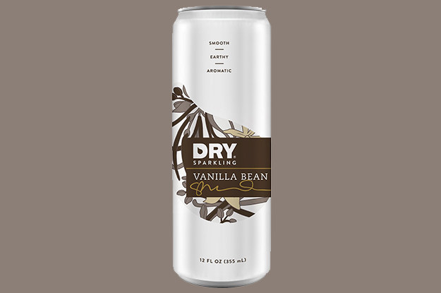 DRY Sparkling Vanilla Bean is a cold vanilla soda? Cool beans.