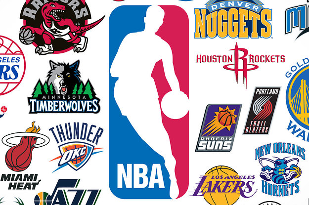 The Hardest NBA Logo Quiz You'll Ever Take