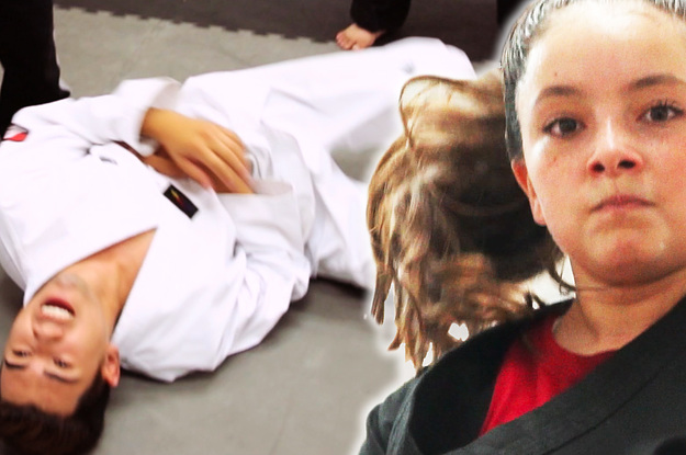 These Adults Got Their Asses Kicked By A Kid With A Black Belt