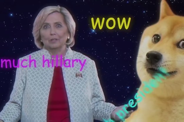 "This ""Hillary Clinton: Meme Queen"" Parody Is Almost Too Dank"