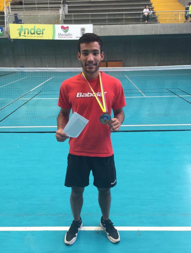 Lino Muñoz - Badminton.