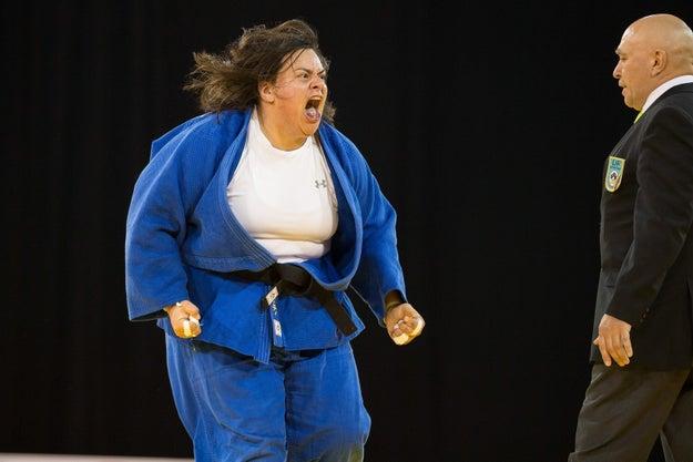 Vanessa Zambotti - Judo.