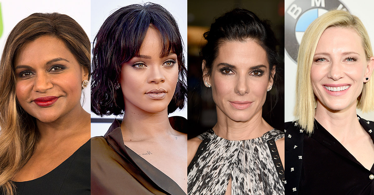 "The All-Female ""Oceans Eleven"" Reboot Is Set To Have The Best Cast Ever"
