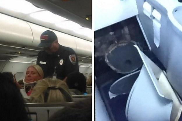 24 People Hospitalized After Heavy Turbulence On JetBlue Flight