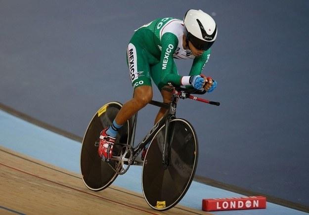 Ignacio Prado - Ciclismo de pista.