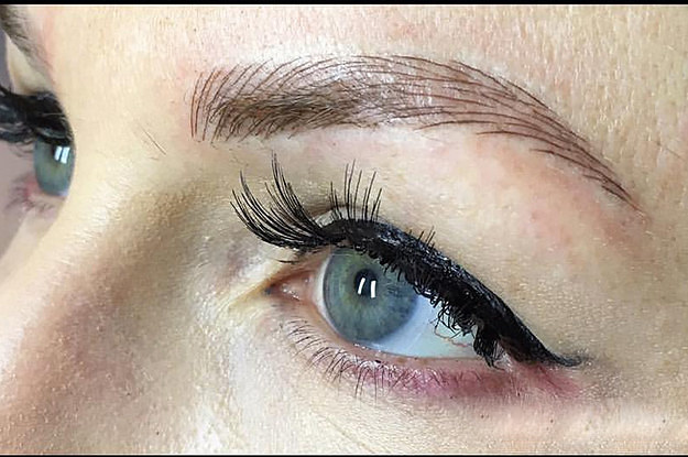 Microblading For Perfect Brows!!
