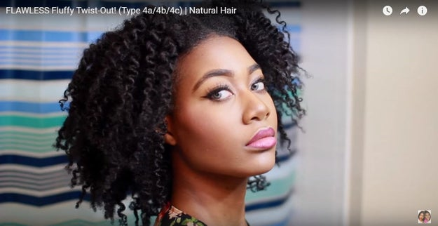 """Now, for the results, I'm lookin' for the *magical* twist outs that last day after day. Y'know, like those YouTube natural hair gurus that say """"This is my third-day hair,"""" and they still look like they just unraveled their twists like 0.2 seconds ago? Yeah, that type of twist out."""