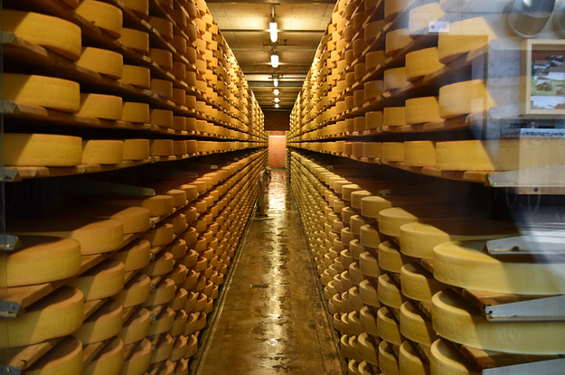 American Cheese Needs A Bailout