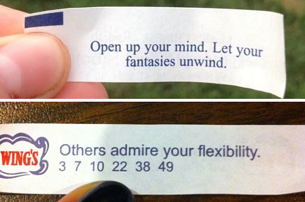 movie quote fortune cookies