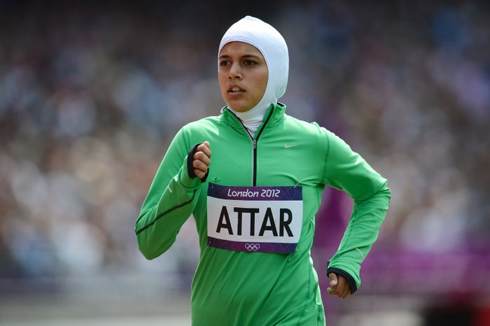 Attar will be competing in the women's marathon on Aug. 14.