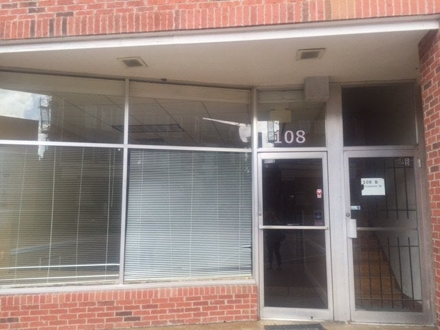 What had been the Fayetteville field office during the primary.