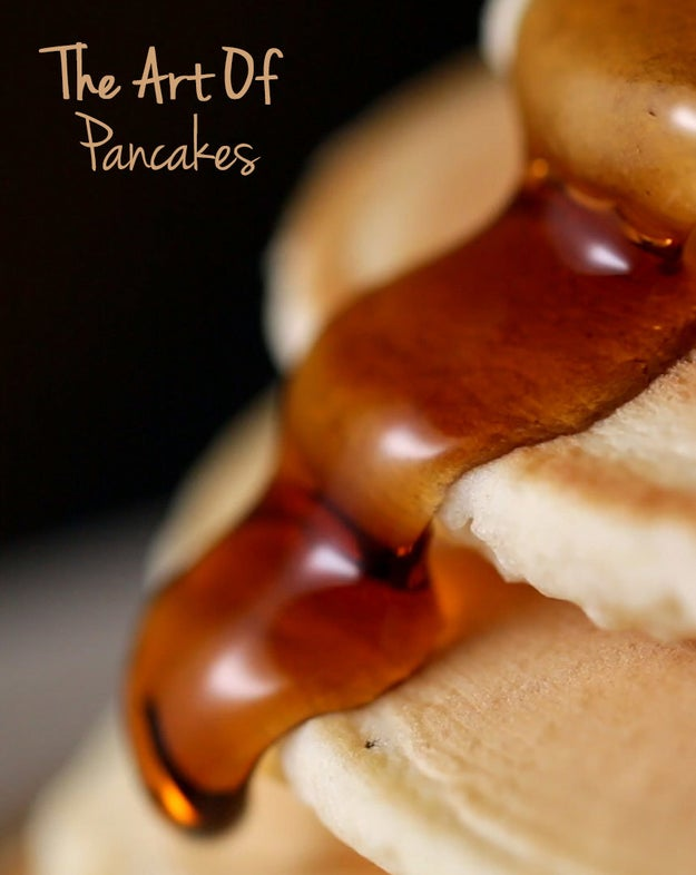 The Art Of Pancakes