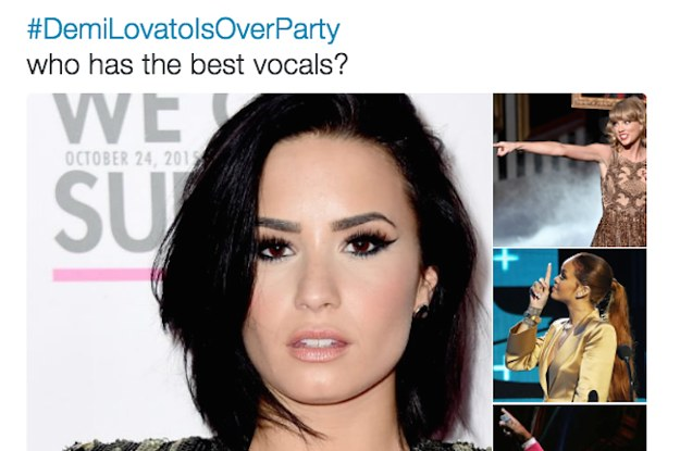 17 Of The Shadiest Tweets From The #DemiLovatoIsOverParty